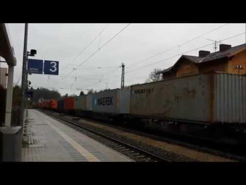 Bahnverkehr in Undorf