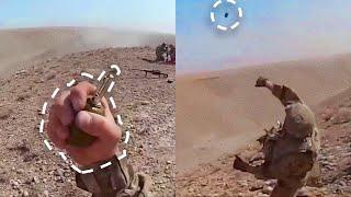 Hand Grenade Compilation (M67, RGD-5, DM51, etc.)