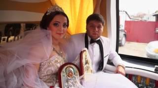 Цыганская Свадьба Артура и Ани г Волгоград