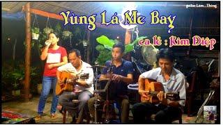Vùng Lá Me Bay * ST : Anh việt Thanh * guitar Lâm _ Thông & ca lẻ Kim Điệp