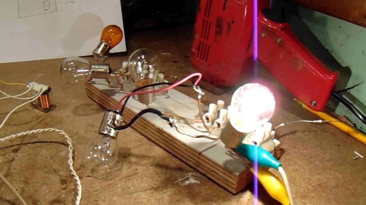 30 sec 3 min water pump timer relay schematic  [ 1280 x 720 Pixel ]