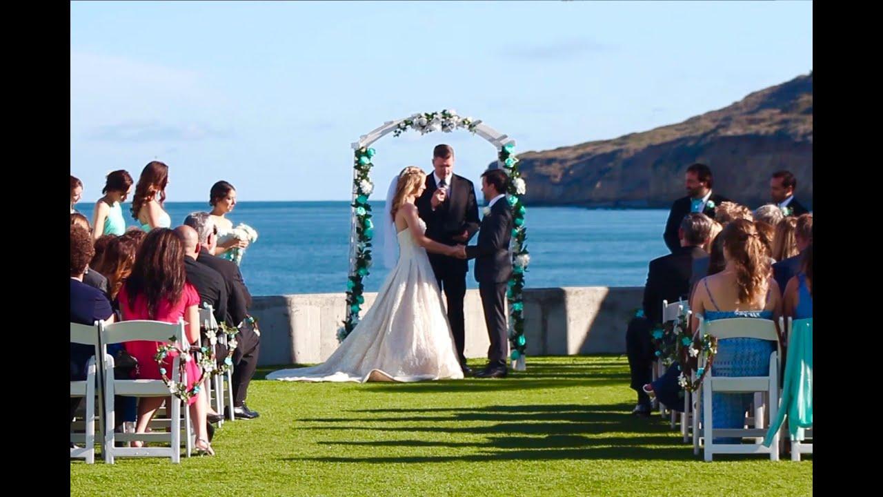 Christina Tyler Wedding Naval Base Point Loma