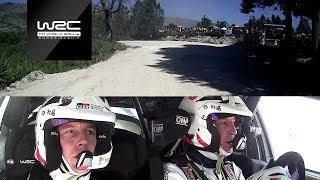 WRC - Rally de Portugal 2019: ONBOARD Clip - Meeke SS11