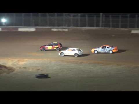 Screven Motor Speedway | 2.17.17 | #WinterFreezeVII | Renegade 100 Practice
