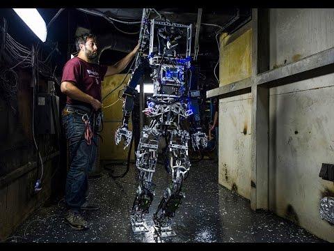 Shipboard Autonomous Firefighting Robot - SAFFiR