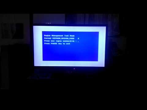 Convertir DVD una región a multizona LG HT356SD