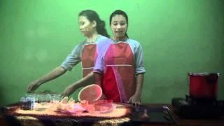 Repeat youtube video Kuliner Kulit Semangka oleh Sanita dan Triya SMKN 8 Jakarta