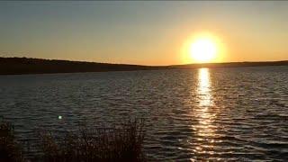РЫБАЛКА! На озере ЛИМАН. Ставропольский край