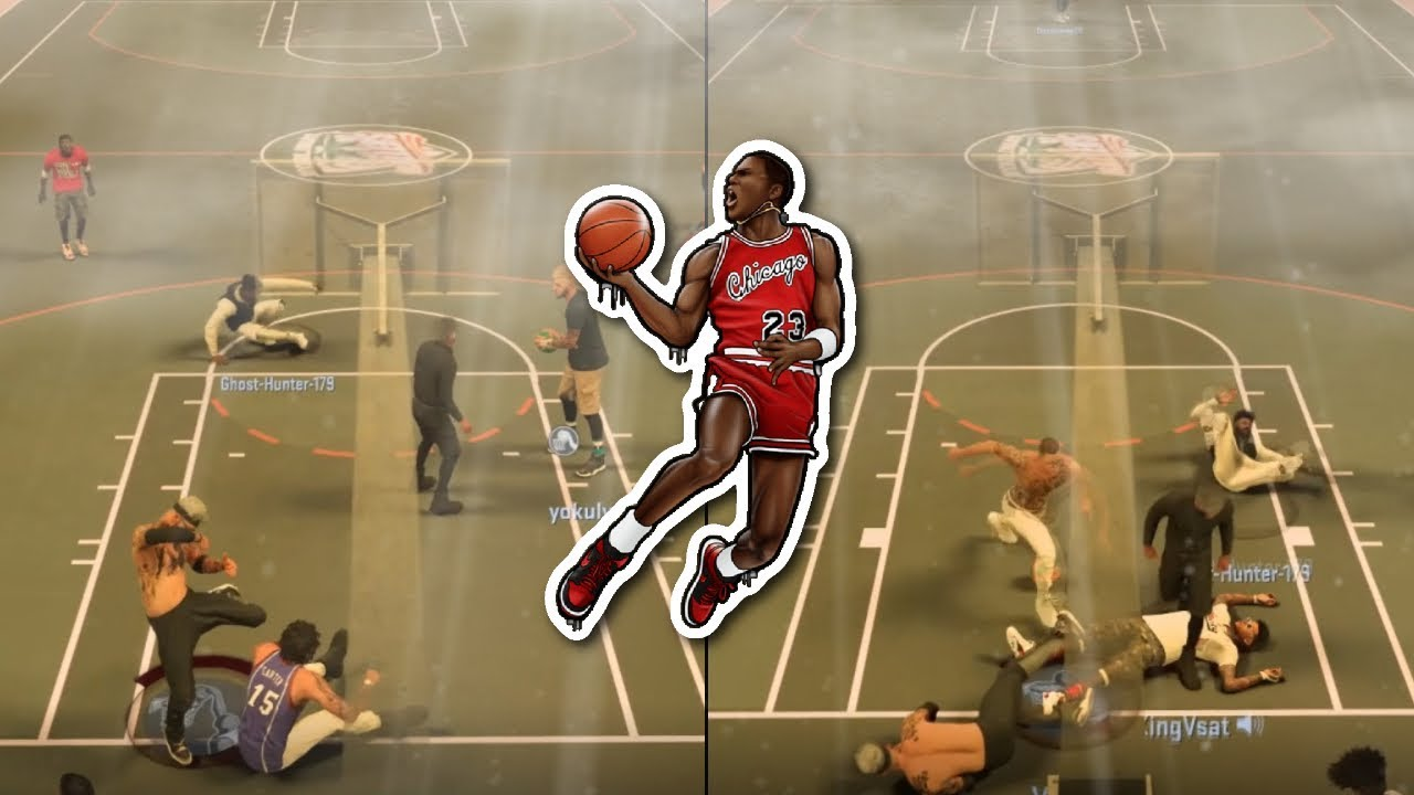 nba 2k18 how to get invited to dunk contest