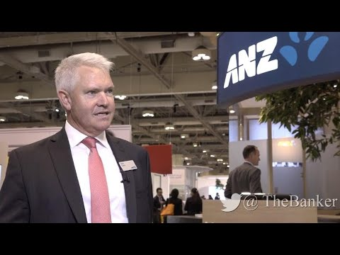 Mark Evans, managing director, transaction banking, ANZ – View from Sibos 2017