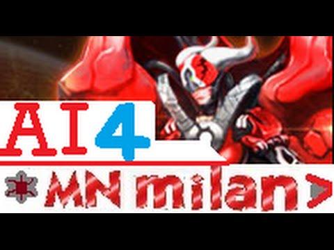 MN Milan Truy Kích  ► Review Map mới chế độ AI 4