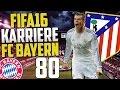WICHTIGSTES TOR ALLER ZEITEN !! | Lets Play FIFA 16 Karrieremodus (Fc Bayern München) #80 [Deutsch]