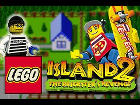 Lego Island 2 (Throwback Thursday)