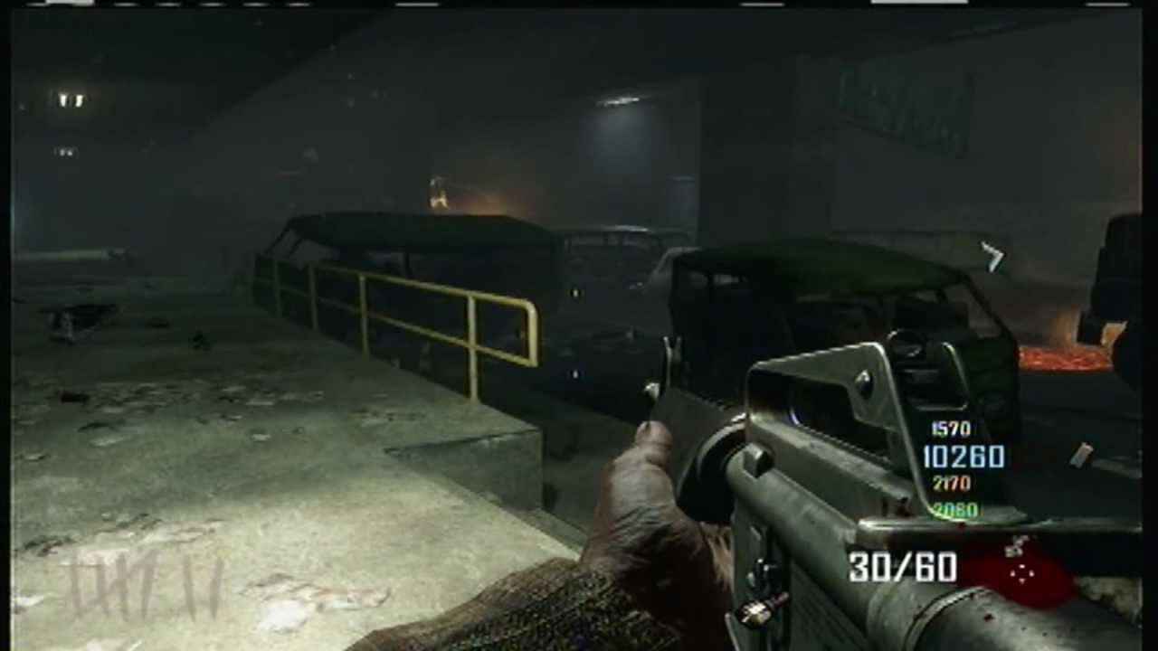 COD: Black Ops 2 - Tunnel Strategy Guide (Colt M16A1 ... M1216 Black Ops 2