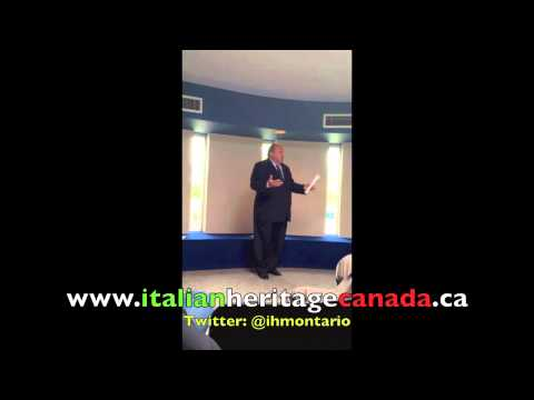 Italian Influences in The Modern World Lecture By Michael Ti