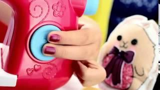 щвейная машинка из конфет своими руками