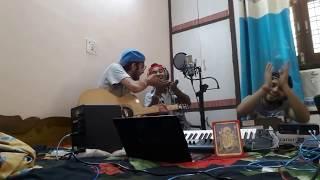 Kal Raat Mata Ka Mujhe Email aaya hai - Desi Studio Version