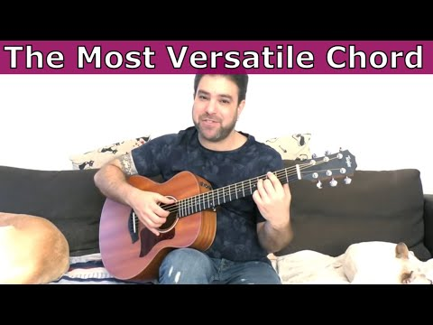 Is This the Most Versatile Chord Ever? Play It And Tell Me