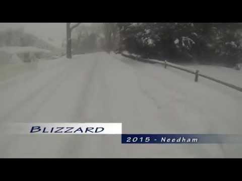 Blizzard 2015 GoPro Tour - Needham Massachusetts
