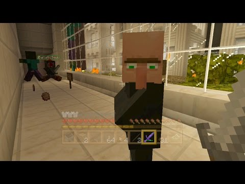 Minecraft Xbox - To The Future - Day Of Reckoning - Part 4