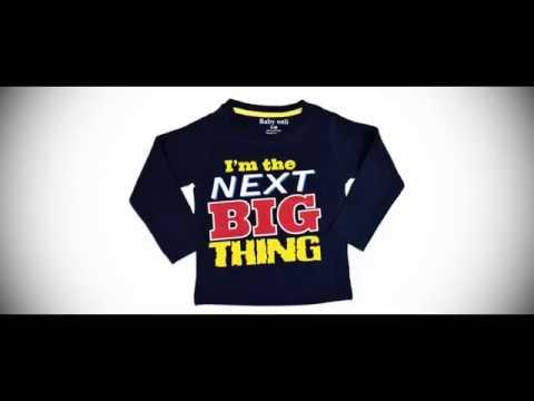 Introducing  Baby Onli Funny Slogan T Shirts!