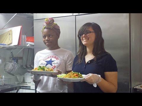 Dunedin Thai Restaurant Fried Rice Cooking Class Part2