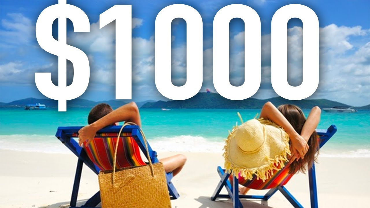 How To Make Passive Income with $1000 - YouTube