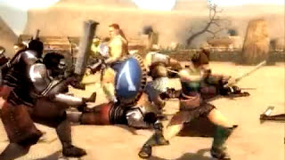 spartan Total Warrior - Trailer - PS2.mov