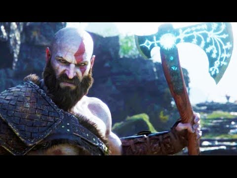 GOD OF WAR - Answering 25 Of YOUR Questions! NEW INFO! (PS4 PRO Gameplay)