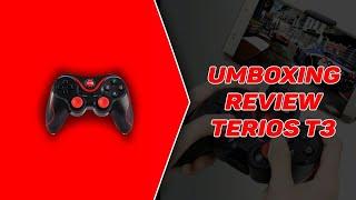 terios T3  Unboxing y Review En Espaol  Andro Feth