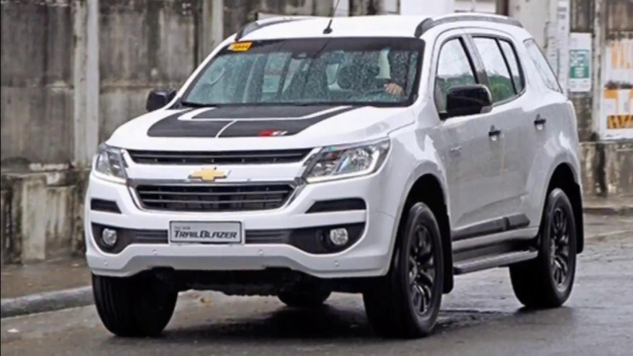 The New 2019 Chevrolet Trailblazer 2 8 4x4 Z71 Youtube