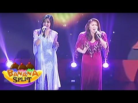 "Banana Split: Monica, Antoinette sing ""Bituin Walang Ningning"""