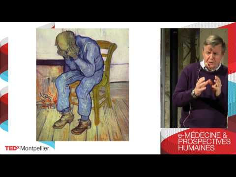 Building a model brain: Richard Walker at TEDxMontpellier