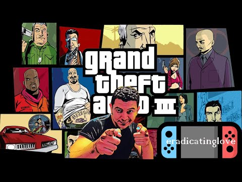 grand theft auto 3 on the switch