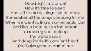 Lullaby - Billy Joel (Lyrics)