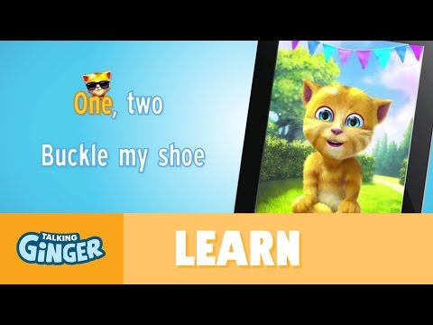 Learn Poems with Talking Ginger