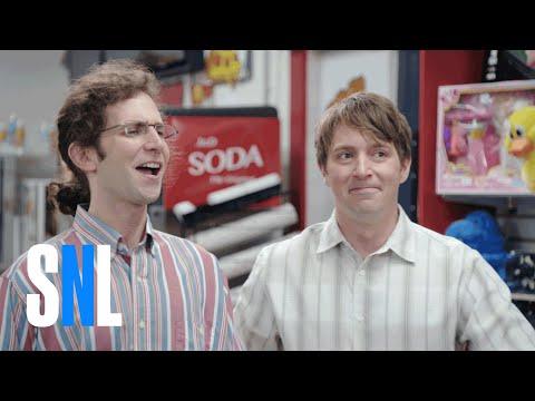 Pogie Pepperoni's  SNL