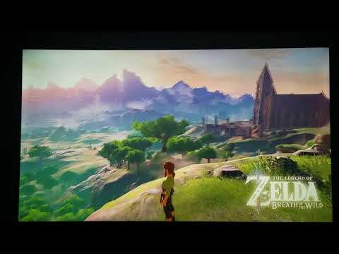 legend of zelda breath of the wild/part link awakening