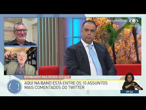 Alexandre Garcia: Novo Chefe Da PF Aproxima Bolsonaro Do STF | AQUI NA BAND