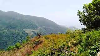 The view from Ithrana - Discover Uttarakhand