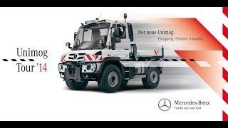 Repeat youtube video Mercedes-Benz Unimog ...
