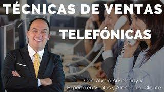 Técnicas de Ventas Telefónicas, Telemercadeo, Telemarketing o Televentas
