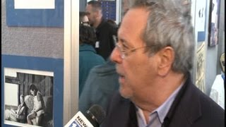 Hoosiers Director David Anspaugh Talks To WANE-TV At Hall Of Fame Induction