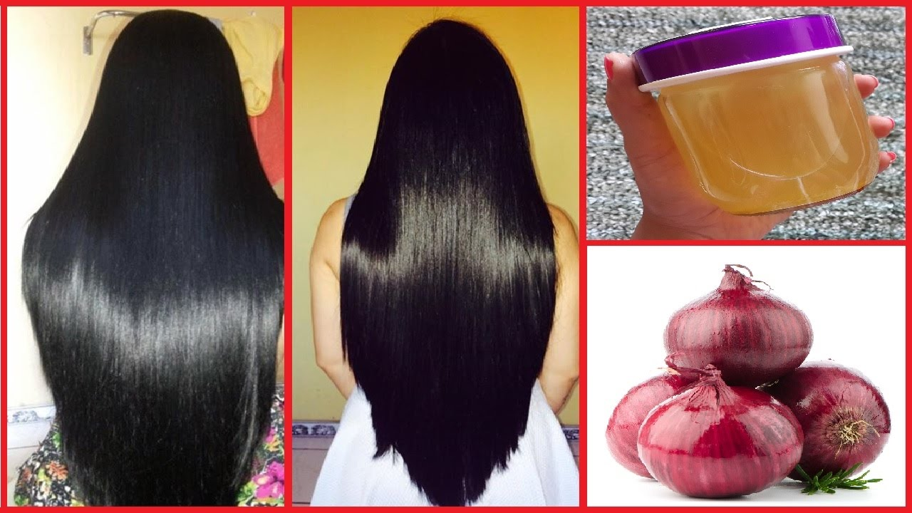 Onion Oil How To Grow Long Thicken Hair With Onion Get