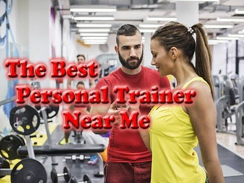 The Best  Personal Trainer at Stanford