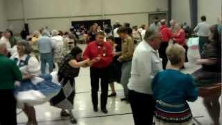 Square Dance in Omaha, Nebraska with Tom Roper square dance caller VIDEO0233