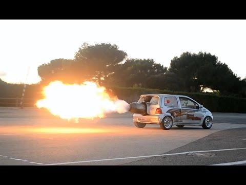 2200HP Renault Twingo w/ Reactor!