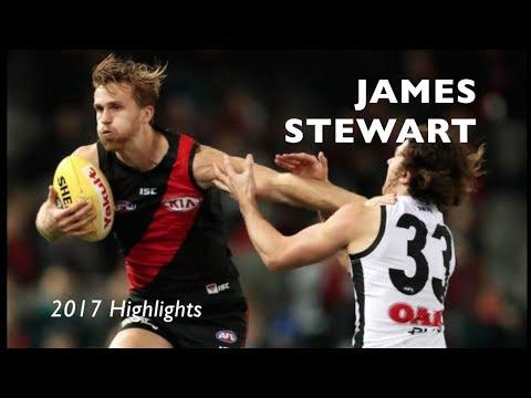 James Stewart Highlights of 2017