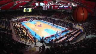 Финал Восьми. Бурж (Франция) 65-57 Кошице (Словакия)