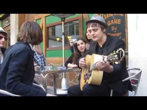 Pete Doherty - Music When The Lights Go Out, Barcelona 2013
